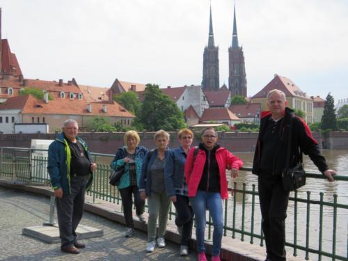 Dwudniowa wycieczka do Wrocławia -  25-26 maja 2019