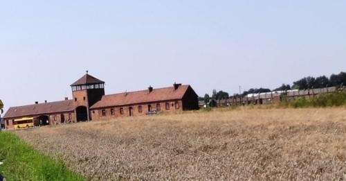 Wycieczka  do Auschwitz Birkenau 087