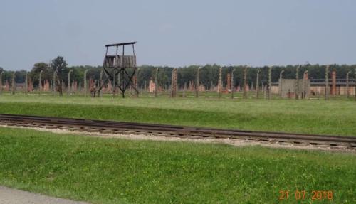 Wycieczka  do Auschwitz Birkenau 088