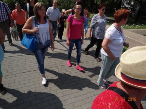 Wycieczka  do Auschwitz Birkenau 092
