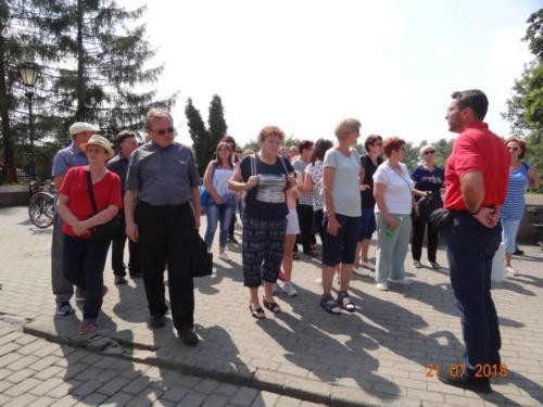 Wycieczka  do Auschwitz Birkenau 093