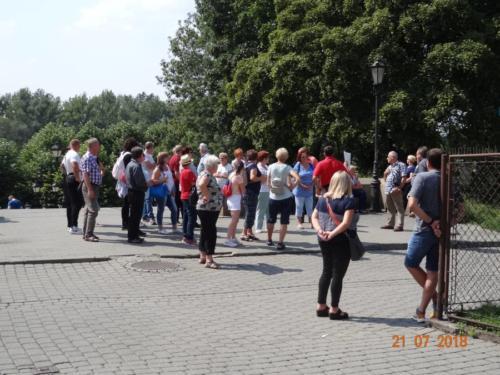 Wycieczka  do Auschwitz Birkenau 095