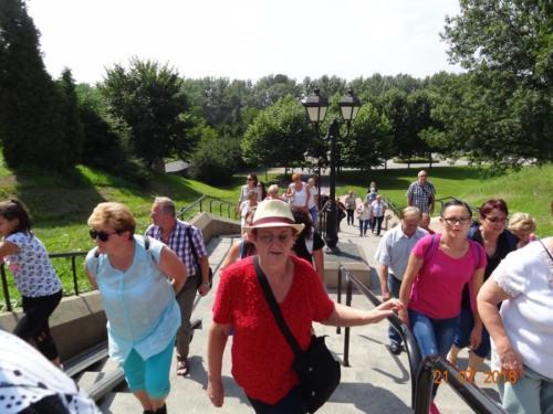 Wycieczka  do Auschwitz Birkenau 100
