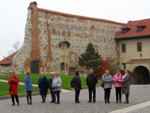 """Wycieczka do  Opactwa Benedyktynów w Tyńcu oraz do Teatru Bagatela w Krakowie na sztukę """"Mayday"""""""
