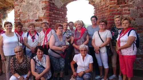 Wycieczka do Czorsztyna i Niedzicy 27.07.2021