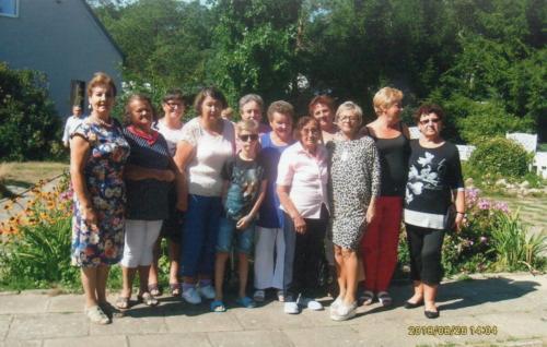 Seniorzy - Dźwirzyno 17.08 - 28.08.2018
