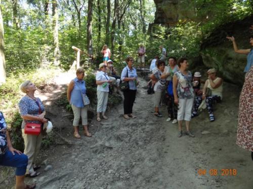 Wycieczka do Ciężkowic – Kąśnej Małej – Bobowej 093